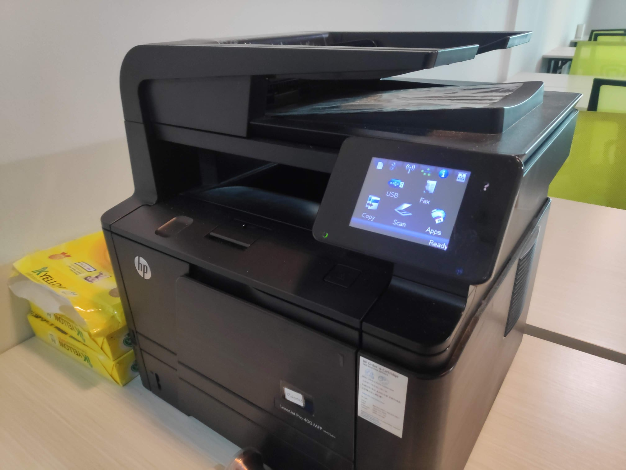 BigCo Coworking space - printer
